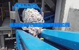 waste paper belt conveyor