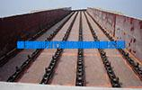 crosswise  chain conveyor