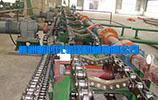 steel pipe package line
